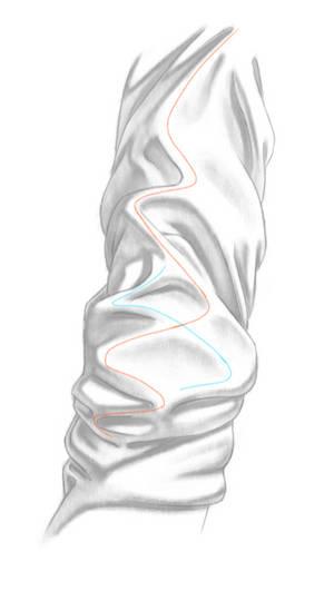 Zigzag Fold - Zigzag by Aliciane