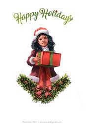 [Morgan le Fay] Happy Holidays