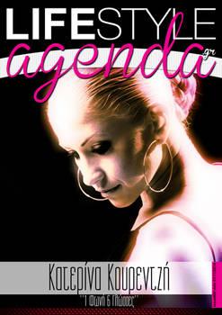 LifeStyle Agenda issue#9th / Magazine Cover
