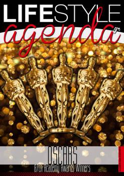 LifeStyle Agenda issue#13th / Magazine Cover