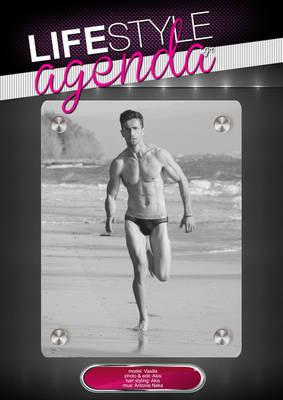 LifeStyle Agenda issue#15th / Magazine Back Cover