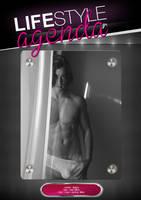 LifeStyle Agenda issue#25th / Magazine Back Cover by LifeStyleAgenda
