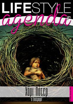 LifeStyle Agenda issue#28th / Magazine Cover