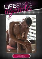 LifeStyle Agenda issue #32nd / Magazine Back Cover by LifeStyleAgenda