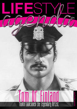 LifeStyle Agenda issue#41st / Magazine Cover