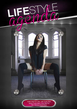 LifeStyle Agenda issue#42nd / Magazine Back Cover