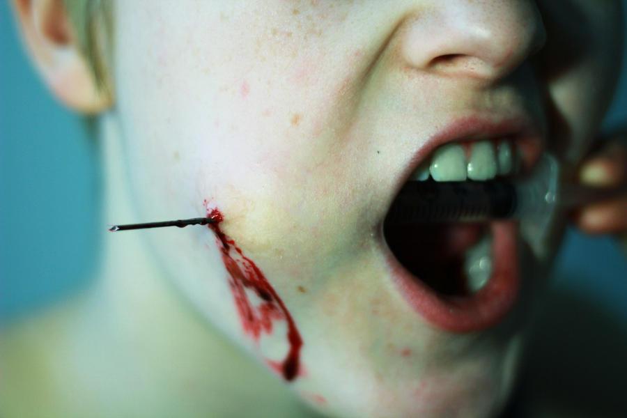 pierce by wonderbandalice