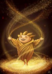 Sandman (Rise of the Guardians) fanart