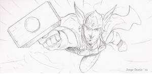 Thor!! by jorgedonis