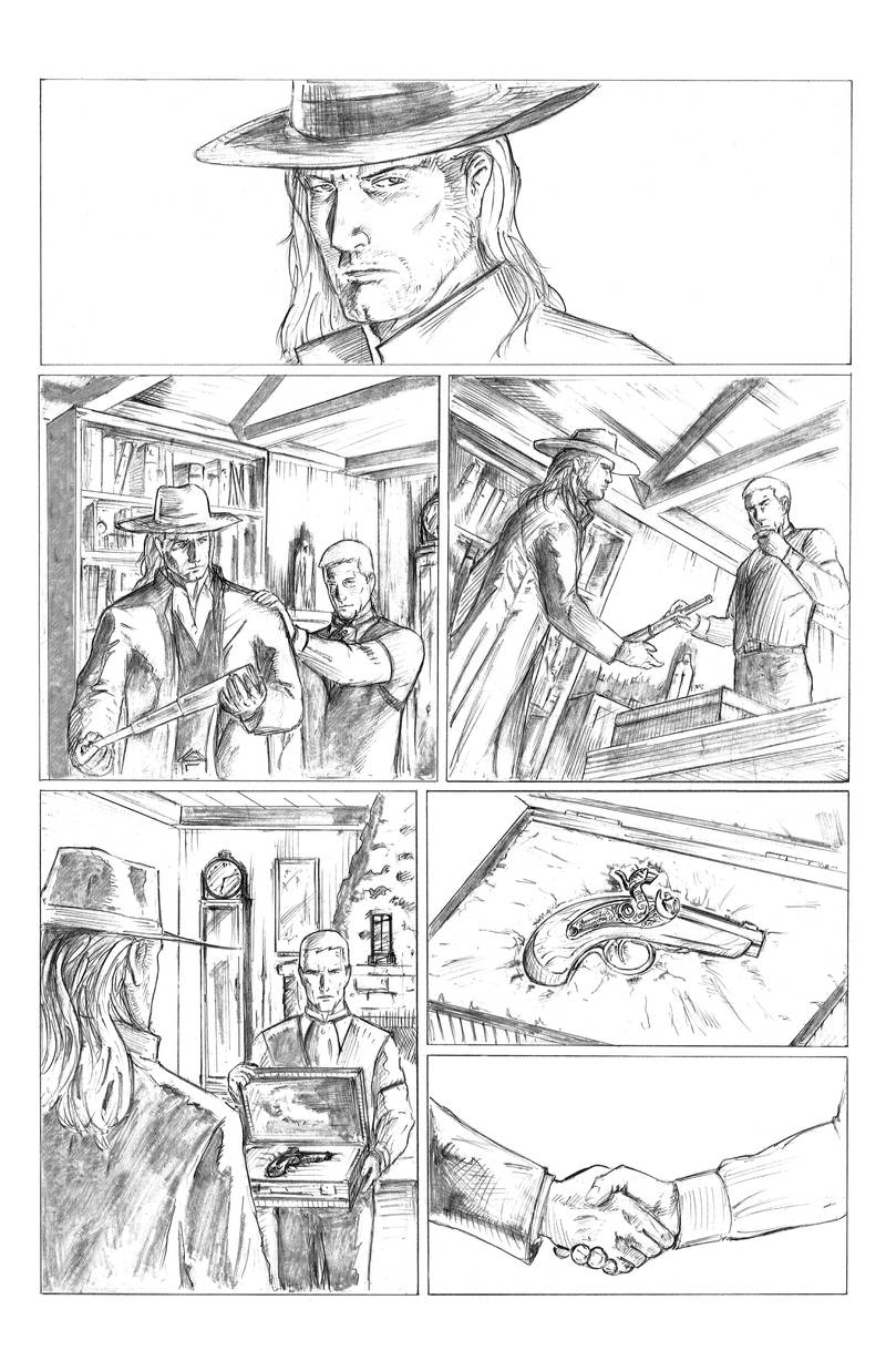 MacBride: PRICELESS - Page 2 by jorgedonis