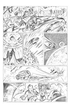 Superon - the Last Son of a Dying planet - Page 1