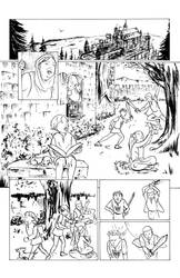 The Four Brothers # 1 - Page 1