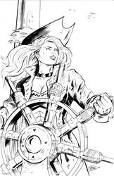 Cannons in the Clouds - Captain Jenny Avery