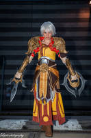 Monk from Diablo 3 by Solipsis79