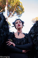 Maleficent by Solipsis79