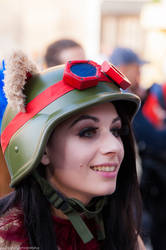 Teemo Cosplay by Solipsis79