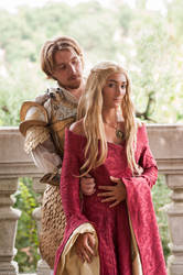 Cersei and Jaime cosplay by Solipsis79