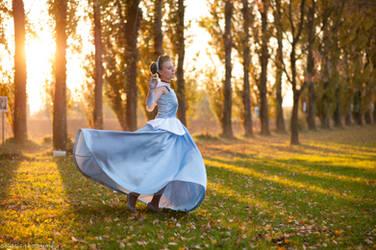 Cinderella cosplay by Solipsis79