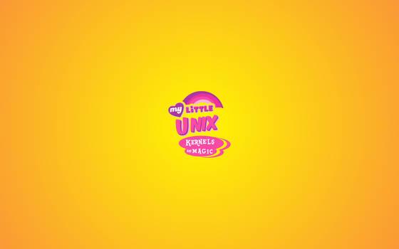 My little UNIX - Yellow Version