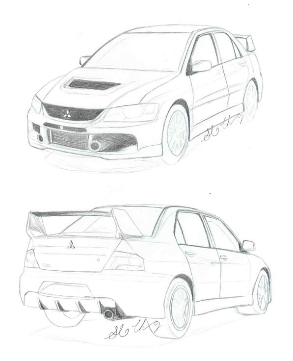 Callie S Car In Goliath