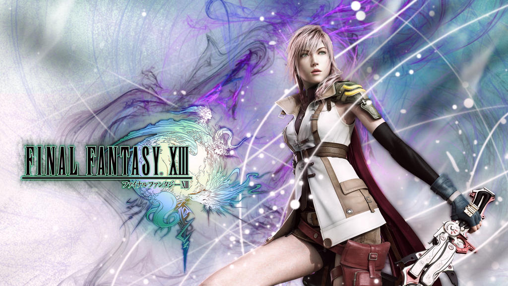 Final fantasy xiii wallpaper by golgotha9 on deviantart final fantasy xiii wallpaper by golgotha9 voltagebd Images