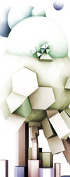 Geodesic Metamorphosis II by gfx-sheep