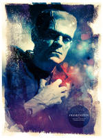 Frankenstein by turk1672