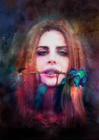 Lana Del Rey by turk1672