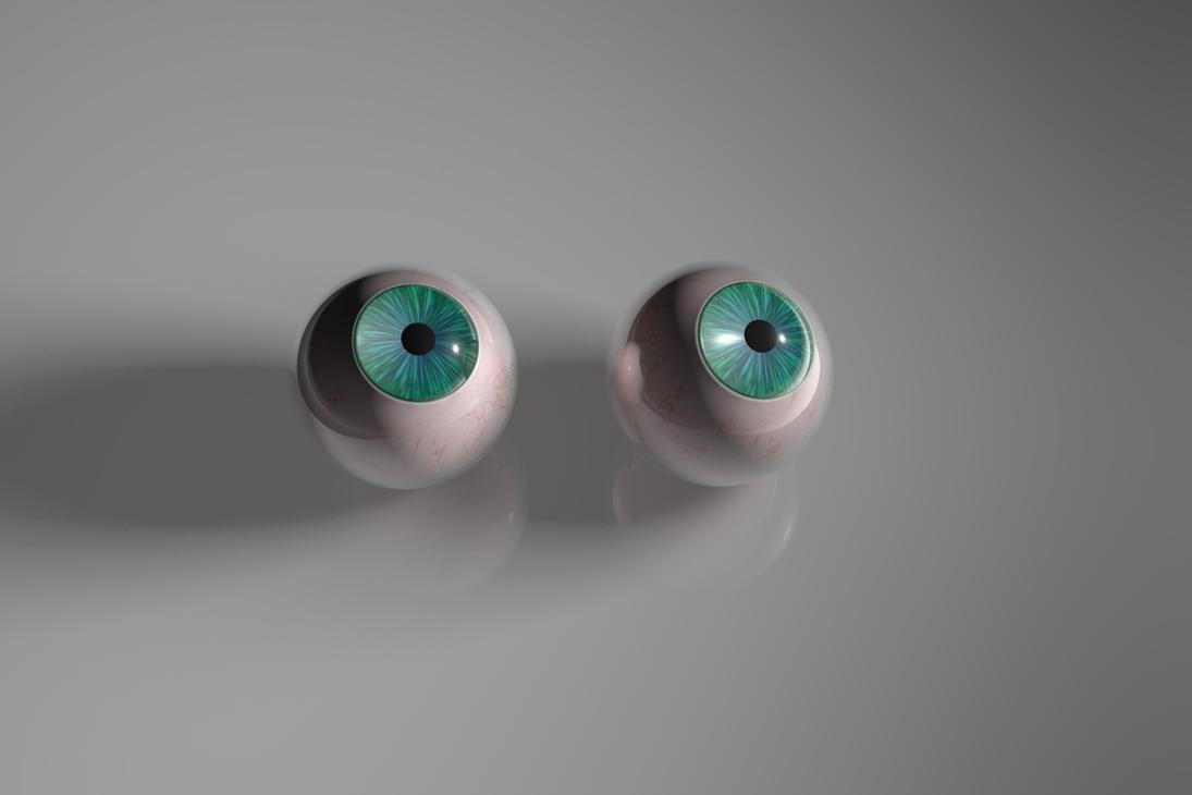 Eyes by Kubah