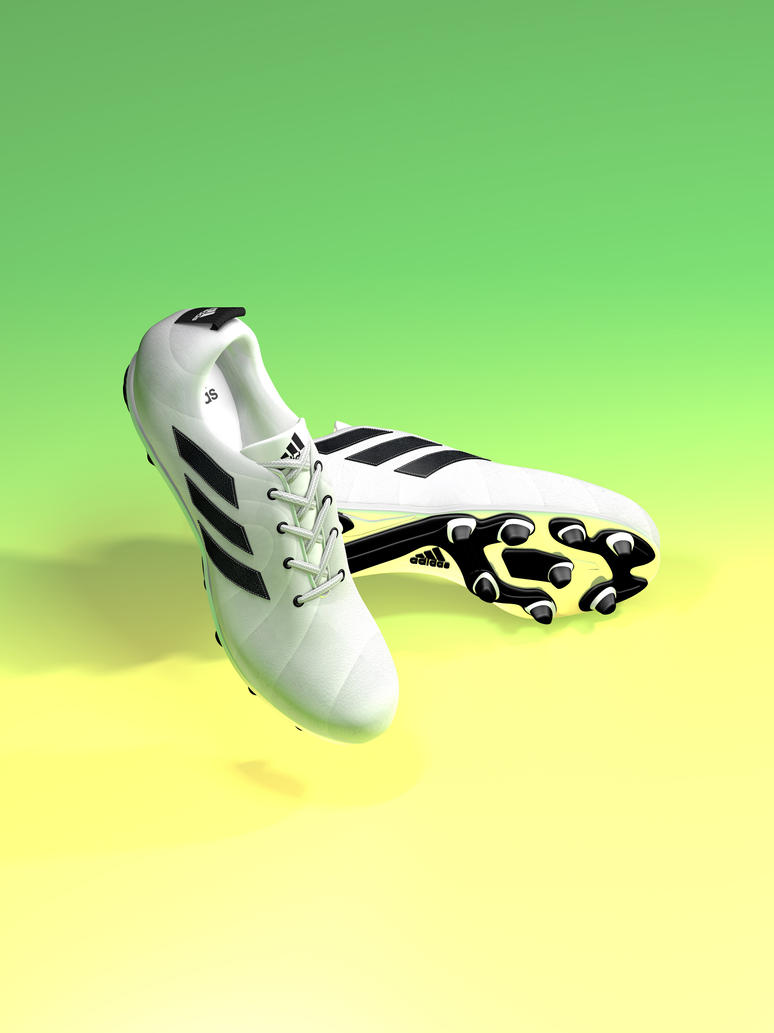 Custom Adidas Shoes by Kubah