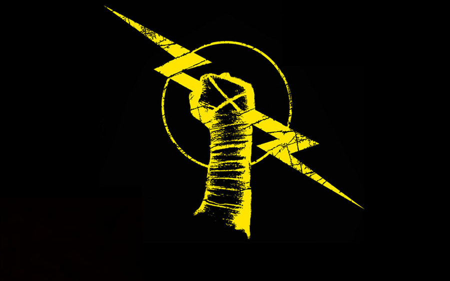 wwe cm punk logo wallpaper