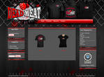 mma appreal ecommerce site