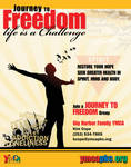 A Poster For YMCA - Freedom