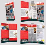 Brochure Trifold ARTS YMCA