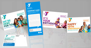 the y post cards and cmnt card