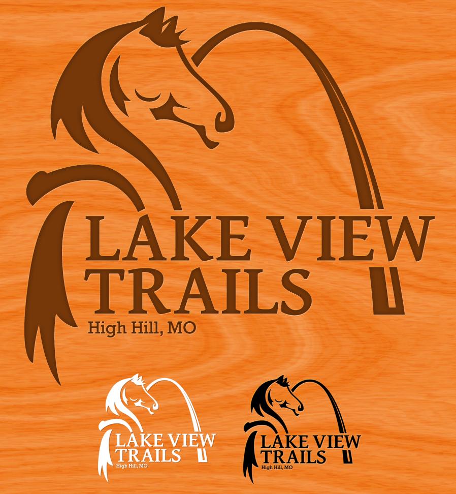Horse Ranch Logo Design by dRoop on DeviantArt