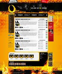 CGaming - Custom Gaming Template by dRoop