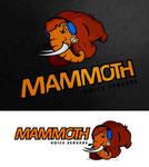 Mammoth Voice Servers Mascot n Logo