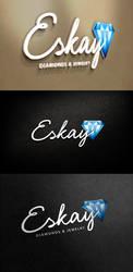 Eskay Diamonds Logo by dRoop