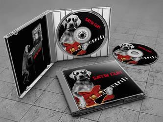 Satin Gum Album Cover - Design by dRoop