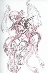 Dragon lady by anastasia2123