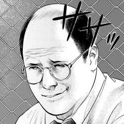 George Costanza meme becomes manga by GlebTheZombie