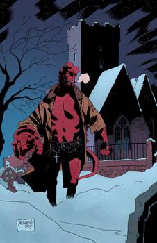 Hellboy again