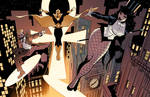Zatanna, John Constantine and Doctor Fate