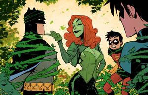 Ivy's trap