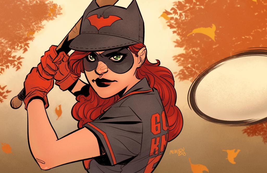 Batwoman by GlebTheZombie