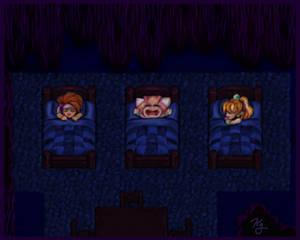 Sleepy Secret of Mana