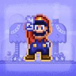 Super Nintendo Mario
