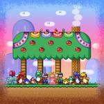 Super Mario World Ending