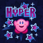 Kirby Hyper by likelikes